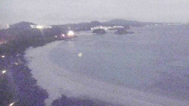webcam 名護: Busena Beach