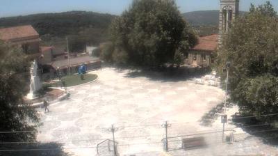 Vista de cámara web de luz diurna desde Κομπότιον: Kompoti