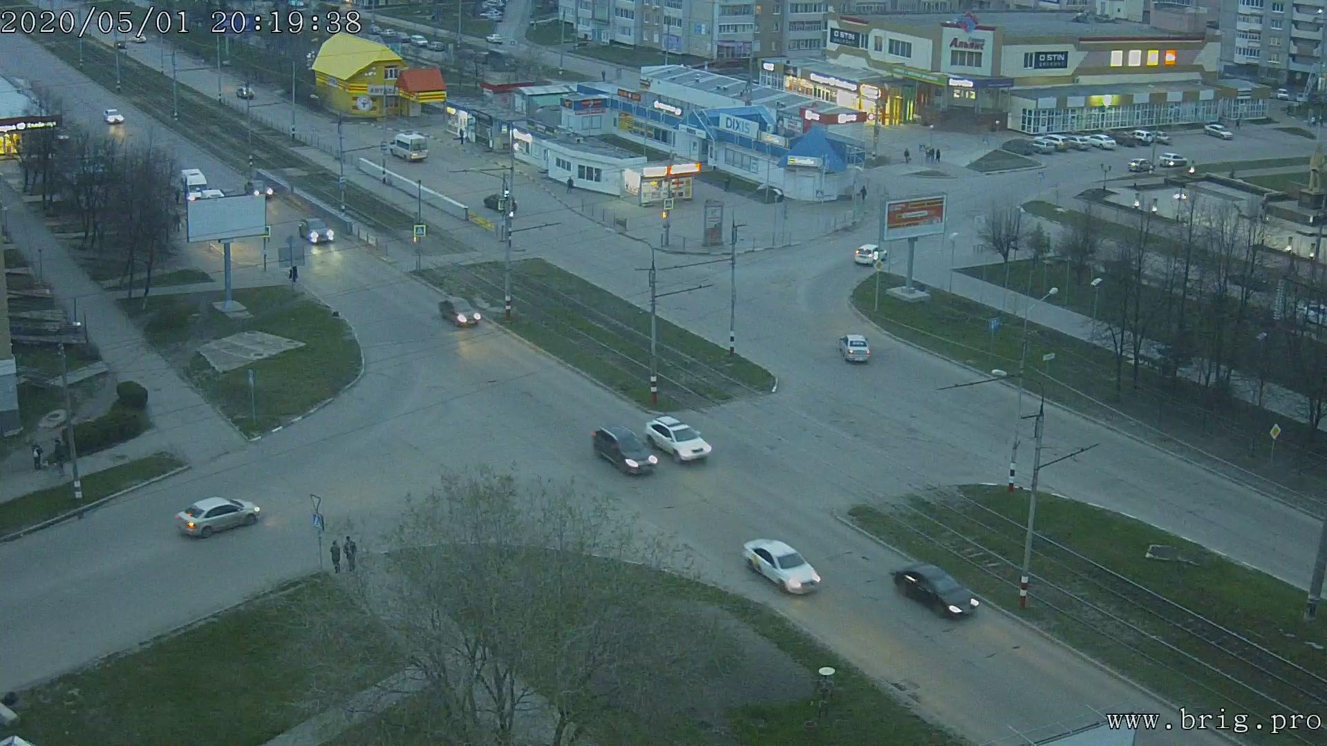 Webcam Prigorodnyy › South-East: город Ульяновск, улица К