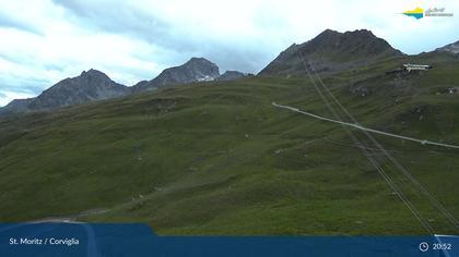 Sankt Moritz: St. Moritz - Corviglia, Piz Nair - Audi Ski Run