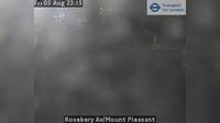 City of London: Rosebery Av/Mount Pleasant - Recent