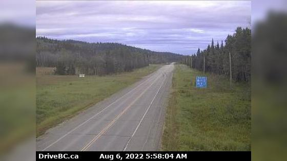Webkamera Savory › South-West: Hwy 16, 48 km east of Burns L