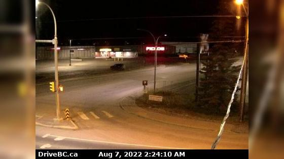 Webcam Burns Lake › South: Hwy 16, in − at N. Francois Hw