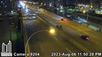 Toronto: Rees Street - Gardiner Expressway - Actual