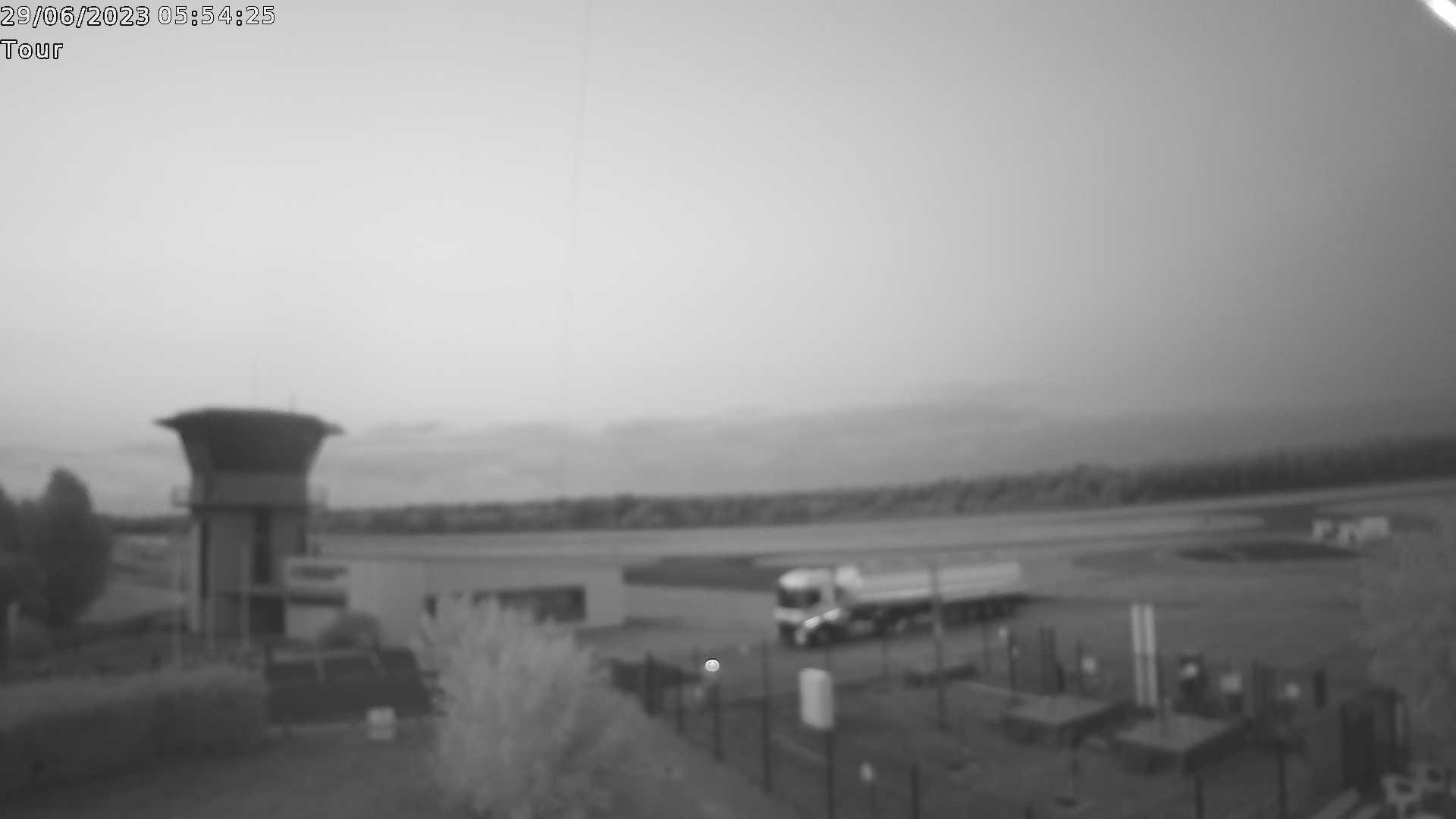 La Teste-de-Buch (Aérodrome d'Arcachon)