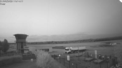 La Teste-de-Buch › Ouest: Aérodrome Arcachon - La test de buch: Piste avion