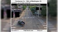 Oregon City: Clackamas Co - th at Washington St - Actuales