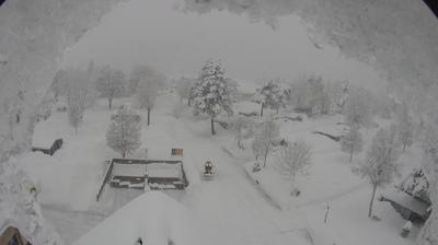 Vista actual o última desde Obervellach: Webcam Schluga Camping