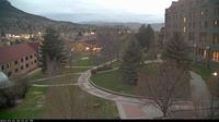 Helena > West: Carroll College - El día