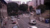 Rijeka: Ulica Alessandra Manzonia - El día