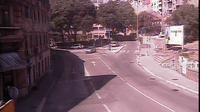 Rijeka: Ulica Alessandra Manzonia - Overdag