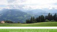 Villanders - Villandro: Südtirol-Hotel Sambergerhof - Overdag