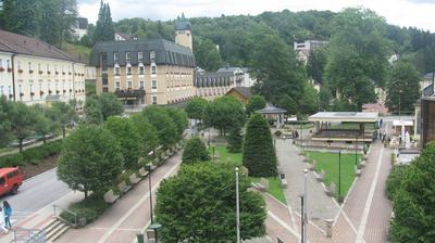 Daylight webcam view from Janske Lazne: kolonada