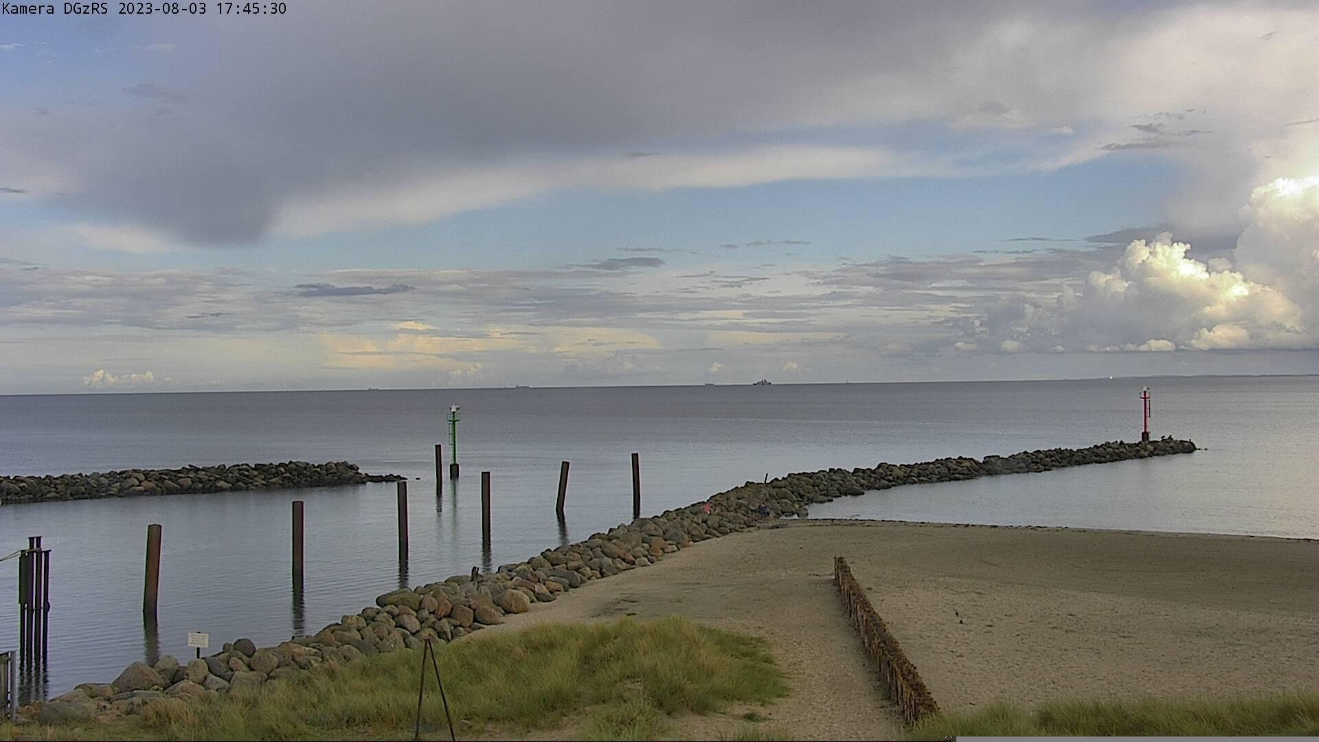 Webcam Ostseebad Damp: Yachthafen Webcam Ostsee Resort Da
