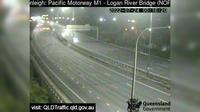 Logandale: Beenleigh - Pacific Motorway M - Logan River Bridge (North) - Current
