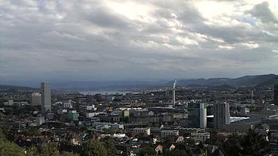 Webkamera Zürich (Kreis 10) / Wipkingen: Stadtspital Waid