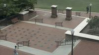 Clemson: Military Heritage Plaza - Day time