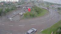 Stockholm: Tpl �byv�gen mot S�dra l�nken (Kameran �r placerad p�  S�dra l�nken i h�jd med trafikplats �byv�gen och �r riktad mot S�dra l�nken) - El día