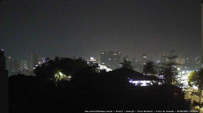 Thumbnail of Santos webcam at 7:01, Aug 2