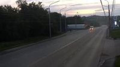 Новокузнецк: Заводское шоссе (на Запсиб)