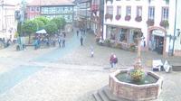 Miltenberg: Marktplatz - Overdag