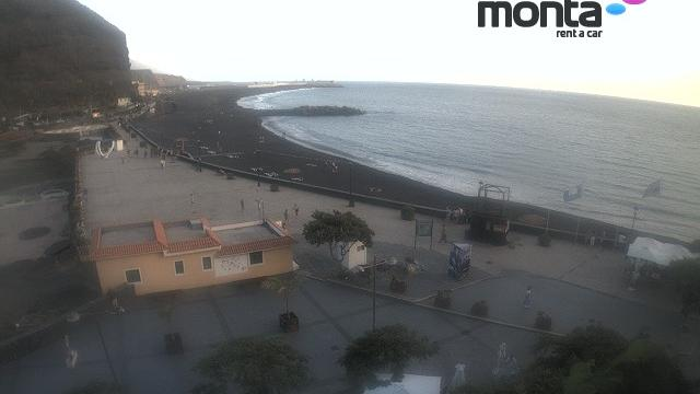 Webcam Puerto: Tazacorte