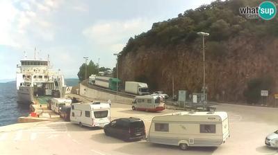 Merag: Ferry [ Information ], Cres