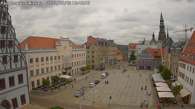 Gambar mini Webcam Zwickau pada 2:57, Mei 10