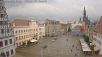 Zwickau › South-West: Hauptmarkt - Recent