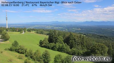 Thumbnail of Peissenberg webcam at 1:08, Jul 25