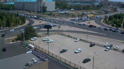 Daylight webcam view from Aktobe › North