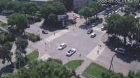 Ussurijsk: Уссурийск, перекресток Комсомольская - Советская - Overdag