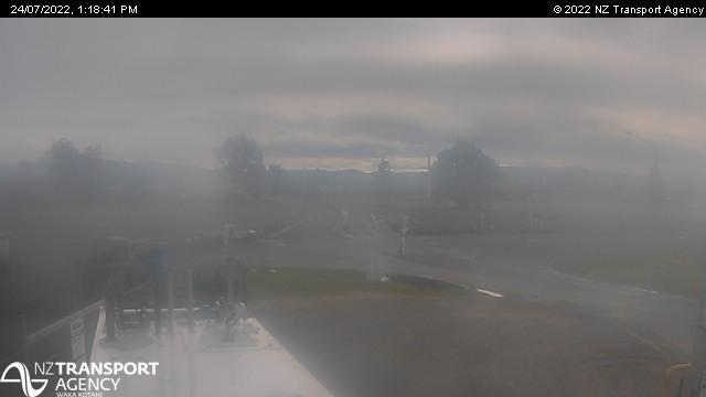 Webcam Waipara › West: SH1/SH7 − Junction