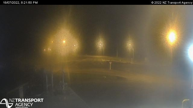 Webkamera Waipara › West: SH1/SH7 − Junction