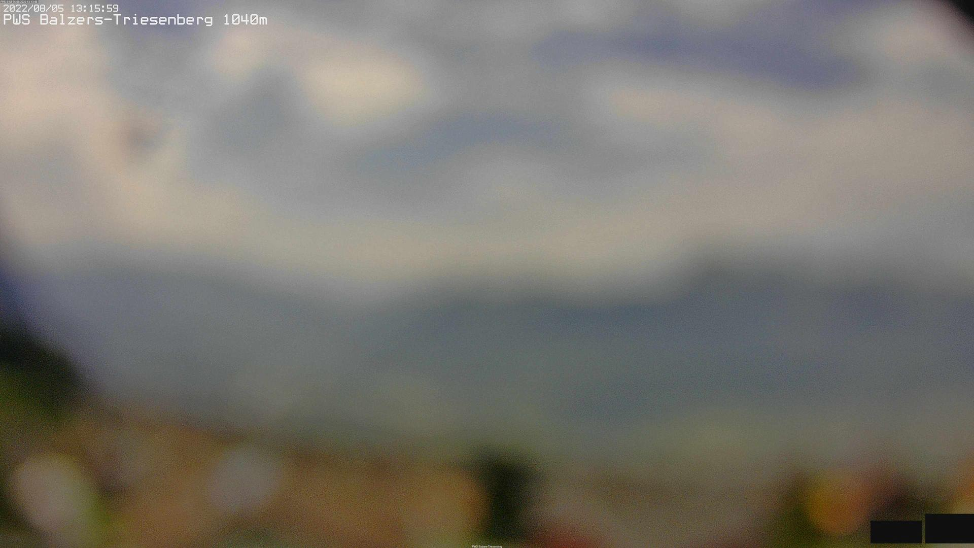 Webcam Triesenberg › South-West: Triesen − Gauschlastrass