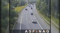 Leopoldstadt: A, bei Anschlussstelle Fahrverbindung, Blickrichtung Wien - Km , - Actuelle
