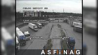 Buchkirchen: A, bei Anschlussstelle �BB Terminal Wels, Blickrichtung LKW Stellplatz - Km , - Recent