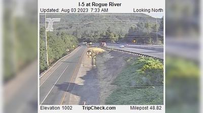 Vignette de Gold Hill webcam à 10:14, oct. 27