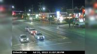 Duncan > North: , Hwy  in - at Trunk Rd, looking north - Actuales