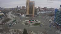 Novosibirsk › East: Ploshchad' Lunintsev - Current