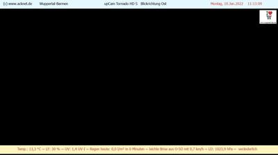 See Wuppertal: Barmen Live Webcam & Weather Report in