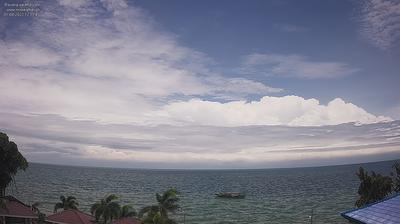 Daylight webcam view from Pagdalagan Sur › South West: Ilocos Region
