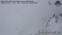 Kals am Grossglockner: Adlersruhe - Blick nach Westen zum Gro�glockner - Aktuell