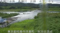 Fussa > South-East: Tama River - Recent