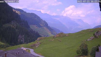 Medel › Norden: Fuorns - Fuorns Medel - Val Medel - Disentis/Mustér - Lukmanier Pass