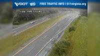 Horse Shoe Curve: VA- - EB - West of VA- (Blue Ridge Mtn Rd)