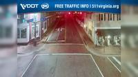 Fairfax: University Drive and North Street Facing NB Traffic - Recent
