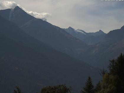 Hérémence › Süd: Les Masses - Grande Dixence Dam - Mont Collon