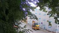 Petrinja: after the earthquake City Park - Jour
