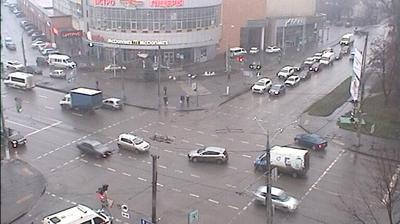 Vue webcam de jour à partir de Kryvyi Rih: ТРЦ
